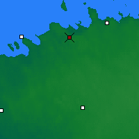 Nearby Forecast Locations - Tallinn - Map