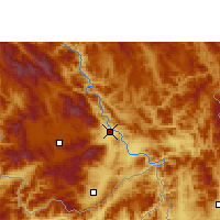 Nearby Forecast Locations - Rezuosuo - Map