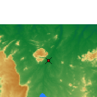 Nearby Forecast Locations - Sobral - Map