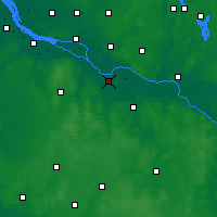 Nearby Forecast Locations - Winsen - Map
