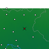 Nearby Forecast Locations - Dalkhola - Map