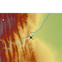 Nearby Forecast Locations - Abapó - Map
