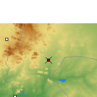 Nearby Forecast Locations - Guider - Map